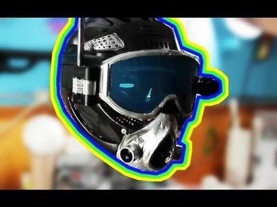 HOW TO: Build a Sci-fi Helmet!