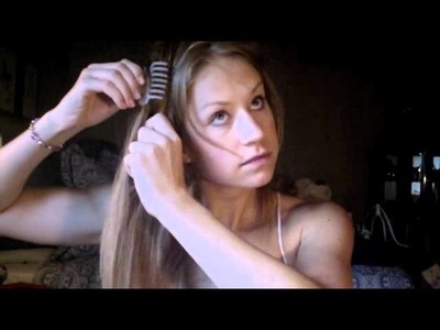 How To: Easily Straighten Your Hair