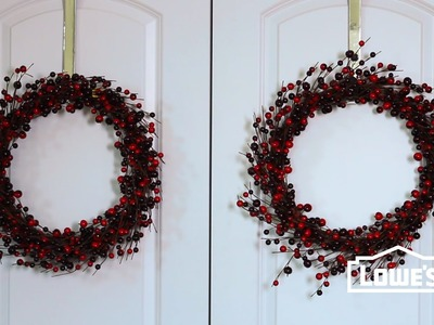 How to Hang Holiday Decor