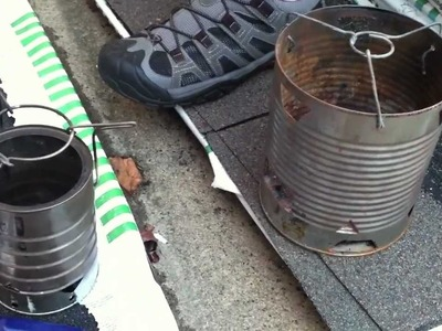 How to make a hobo stove