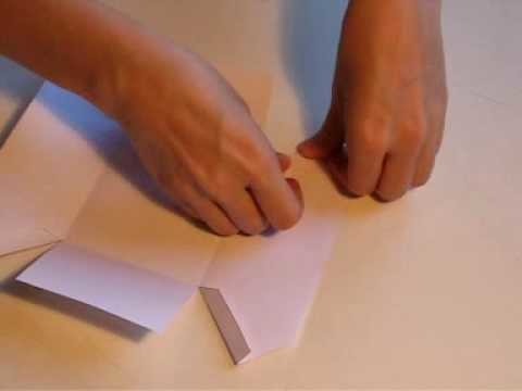 How to make a simple paper basket