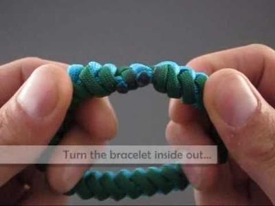 How to Make a Snake Knot Bracelet by TIAT