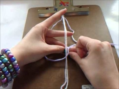 How to Make Friendship Bracelets: Spiral Bracelet
