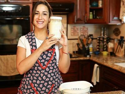 How To Make Milk Kefir 101