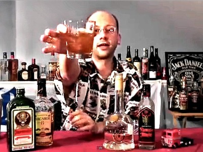 How To Make The Liquid Cocaine Cocktail Recipe