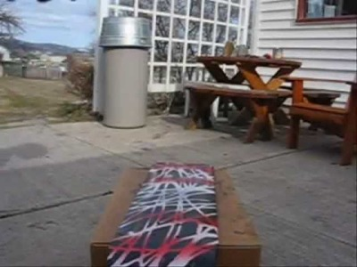 How to Paint Your Skateboard, Longboard, etc.