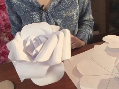 How To Produce Your Paper Rose