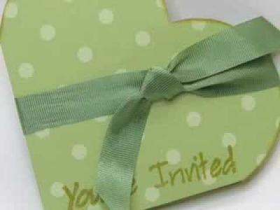 Ku-Ku CARD St.Patricks Day.Invitation (Día de San Patricio.Invitación)