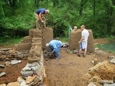 Learn How to Build a Cob House - Cob Workshops - Natural Building Workshops