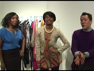 MfM TV Presents Steal their Style:  Work Looks Inspired by Anna Wintour & Kate Lanphear