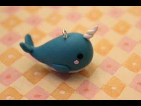 Narwhal Charm Tutorial