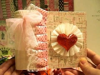 Paper Bag Mini Share + Valentine Goodness from nanajl54