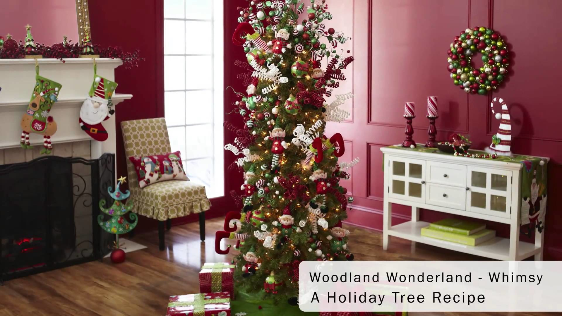 Pier 1 Imports: Whimsical Christmas Tree Décor