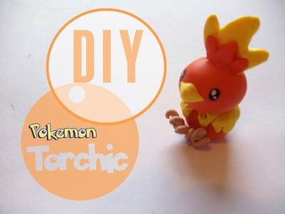 Pokemon Torchic Tutorial [Polymer Clay ^_^]