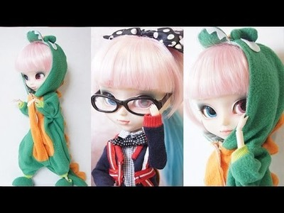 Pullip Doll Outfits: British Nerd + Paja
