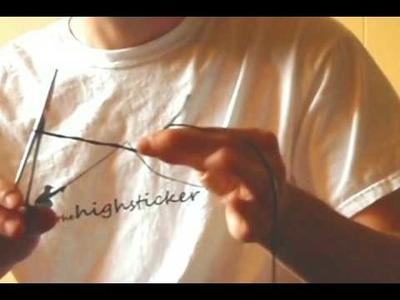 Quick knot tutorial