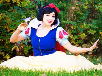 Snow White Makeup Tutorial