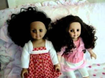 American Girl & Madame Alexander doll repair