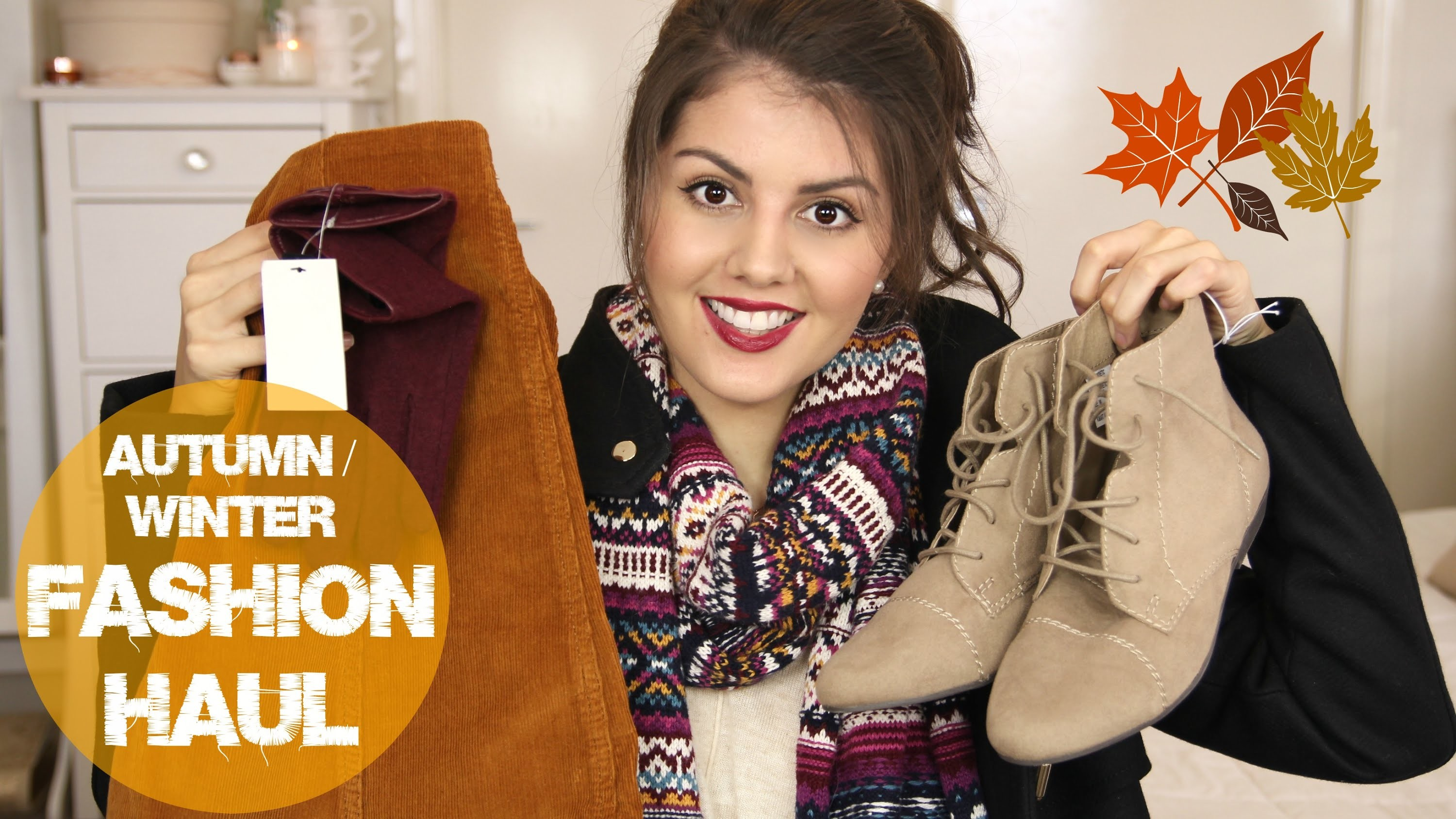 Autumn. Winter '15 Clothing Haul. Topshop, Zara, H&M, Forever 21, Kmart, Jay Jays, Temt