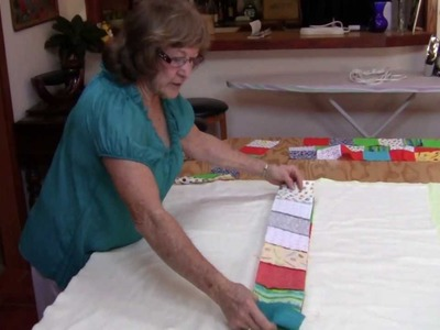 Flip and Sew Quilt