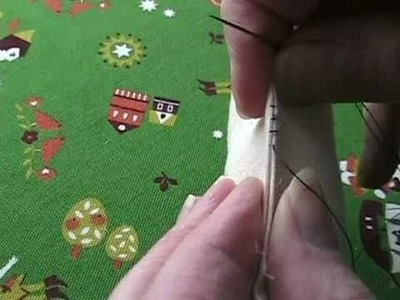 How to Ladder Stitch - the Invisible Way to Stitch Up Softies