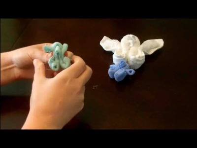 How to make 5 easy washcloth animals