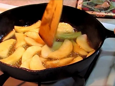 How To Make A German Apple Pancake