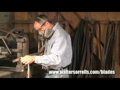 How to Make a Japanese Sword:  Forging a Katana with Walter Sorrells