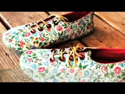 How to Make Shoes the Easy Way