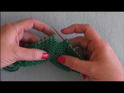 How To: Purl 2 Together Through Back Loops (p2togtbl)