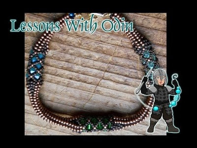 Lessons with Odin: Transition between Netted Rope and Tubular Herringbone