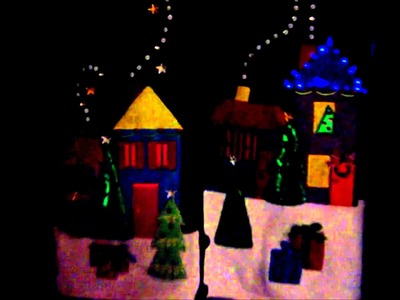 Light Up Christmas Sweater.wmv