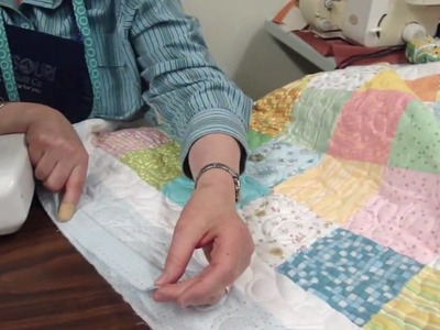 Make a Baby Quilt - Part 4 - Fabric Selection & Assembly