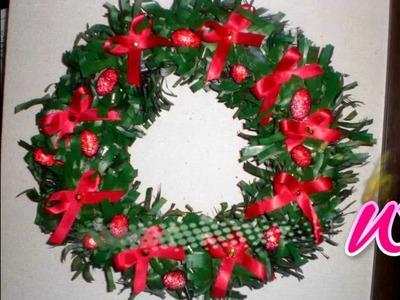 """NEWS PAPER "" Wreath part 2"
