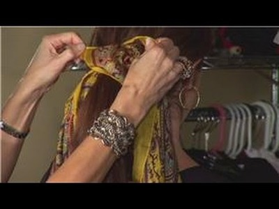 Scarves, Scarves, Scarves : How to Tie Scarves for a Head Covering