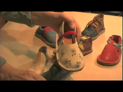 Simple Shoemaking: Introduction to Children's Shoes
