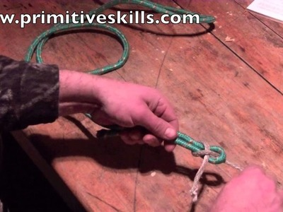 Anatomy of Hitches, Knots, and Lashings