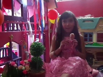 Barbie's Dream Doll House. Introducing Barbie's Dollhouse & WARDA NUR