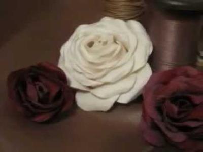 Beautiful Handmade Roses