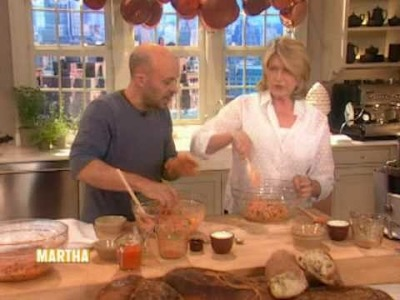 Chef Jim Lahey's Carrot Bread Recipe ⎢Martha Stewart