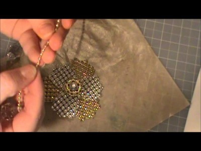 Die cutting Mesh Bling project- Using items from Pro31designs Etsy shop!!!