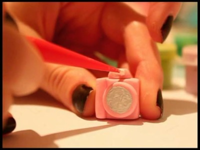 ◕‿◕ Camera! Kawaii Friday 41 (Tutorial in Polymer Clay)