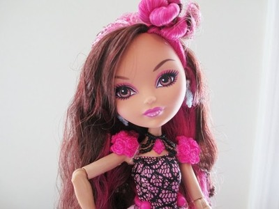 Ever After High Briar Beauty Doll Review