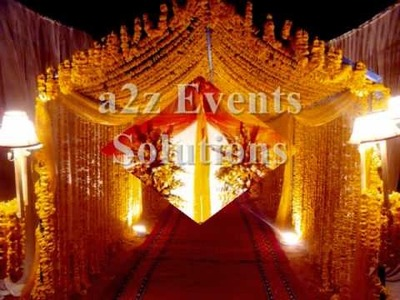 How to Design & Decorate World Class Wedding, Stage Decor, Mehndi,Walima,Barat