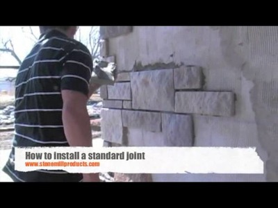 How to Install Stone Veneer - Stone Mill Inc
