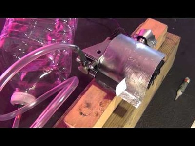 How to make a electric vacuum pump for $10