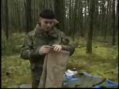 How to Make a Ghillie Suit - Part 1.9