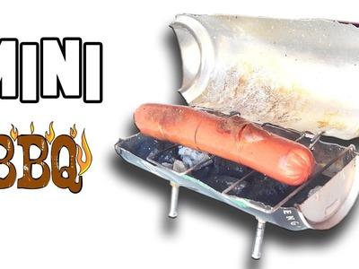 How to Make a Mini BBQ | Homemade Experiment