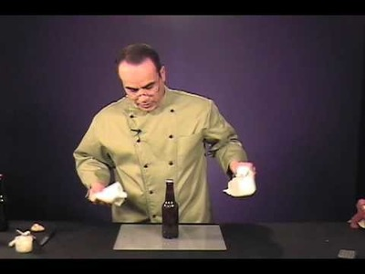 How to Make a Sugar Bottle Mold - Part 2
