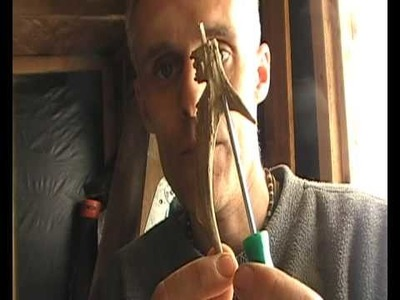 How To Make An Antler Whistle